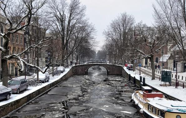 Картинка Amsterdam, Netherlands, North Holland, Jordaan