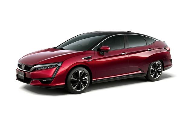 Фото обои 2015, хонда, FCV, концепт, Concept, Honda