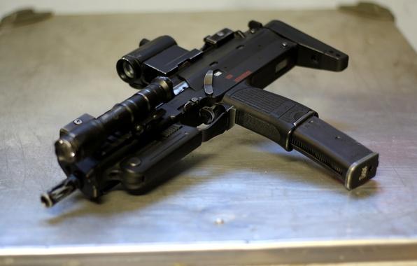 Картинка оружие, пистолет-пулемёт, Heckler & Koch, MP7A1