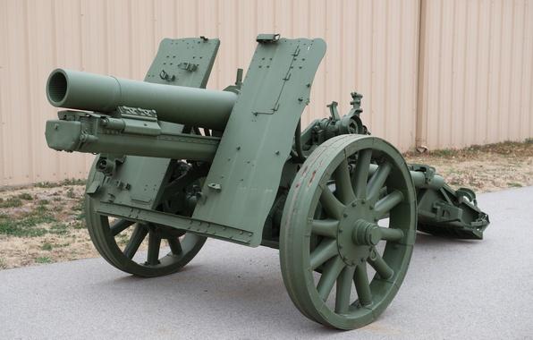 Картинка оружие, пушка, артиллерия, орудие