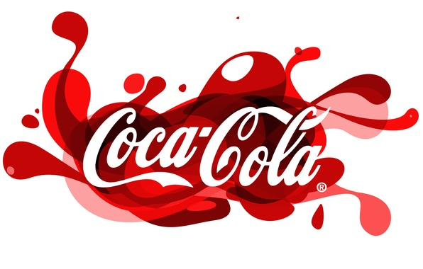 Картинка красный, логотип, logo, coca-cola, funky, Кока-Кола