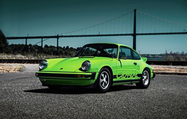 Картинка 911, Porsche, порше, Coupe, Carrera, каррера, 1974