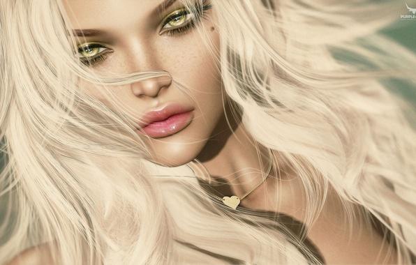 Фото и картинки девушек блондинок фото 54-612