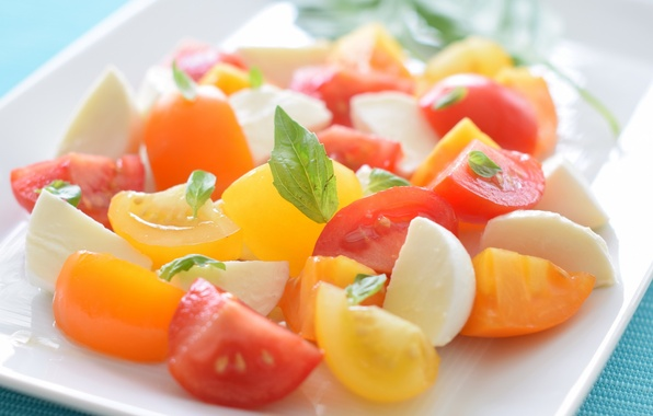 Картинка vegetable, Foods, Insalata Caprese