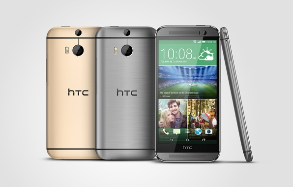 Картинка One, HTC, 2014, The All New