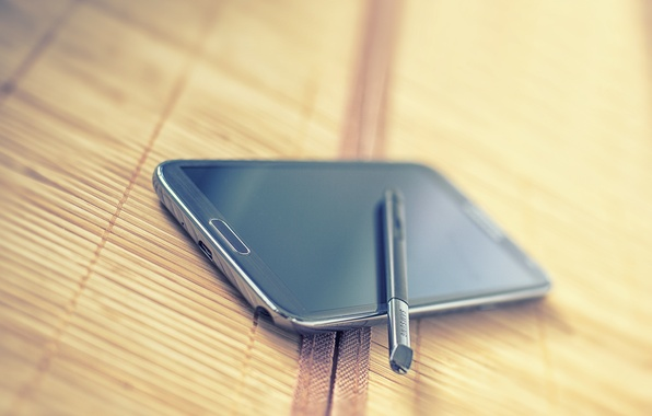 Картинка телефон, android, Samsung, Note 2, Самсунг