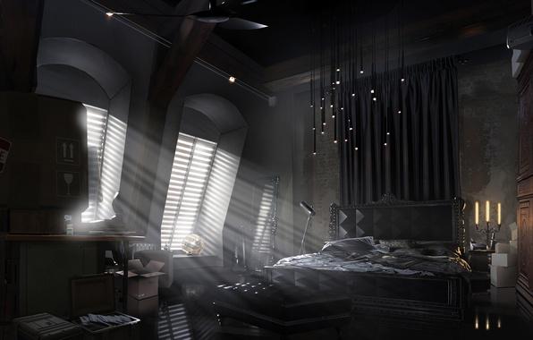 Картинка Game, Adam Jensen, Deus Ex: Mankind Divided
