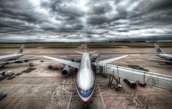 Картинка авиация, аэропорт, самолёт, airport, airplane