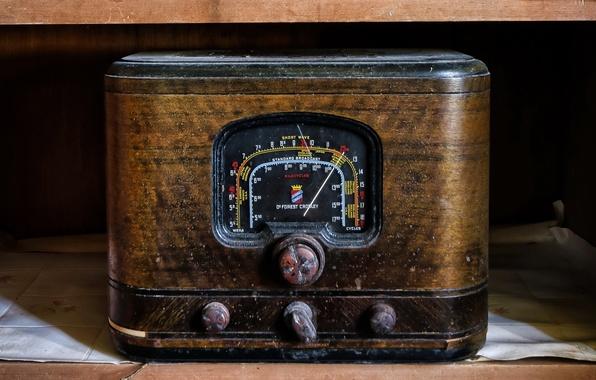 Картинка фон, радио, приёмник