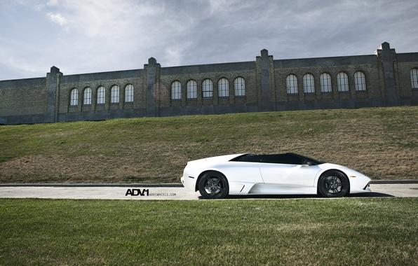 Картинка Roadster, Lamborghini, auto, murcielago, LP640, Wheels, Concave, Deep