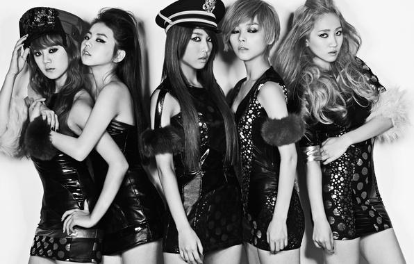 Картинка музыка, девушки, азиатки, Южная Корея, Kpop, Wonder Girls