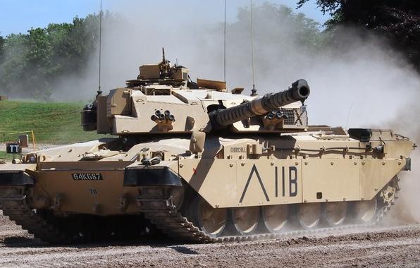 Картинка Великобритания, Challenger, британский танк, Челленджер, Vickers Defence Systems, FV4030/4