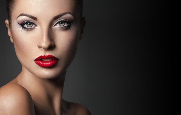 Картинка girl, women, face, body, beautyful, glam, make-up, ladie