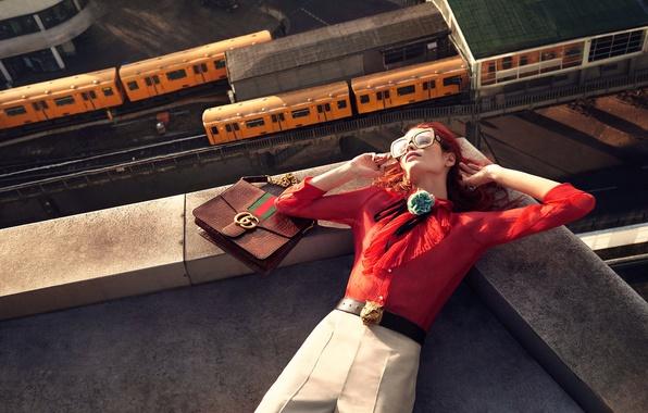 Картинка Spring, Summer, Campaign, Gucci, 2016, Glen Luchford