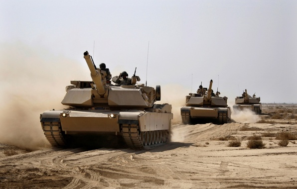 Картинка танк, USA, бронетехника, военная техника, M1A2 Abrams