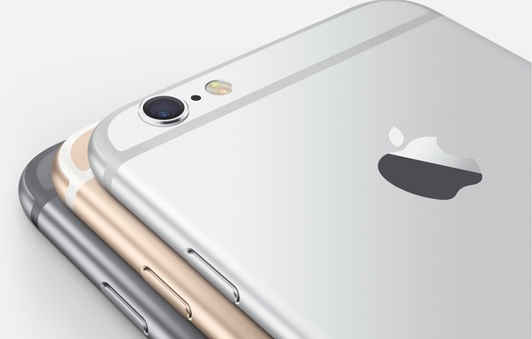 Картинка Apple, Camera, Gold, Silver, Flash, Smartphone, iPhone 6, Space Grey, IOS