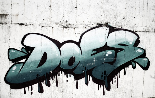 Картинка стиль, стена, надпись, граффити, рисунок, краска, шрифт, wall, graffiti, style, слово, painting, 2560x1600, picture, lettering, …