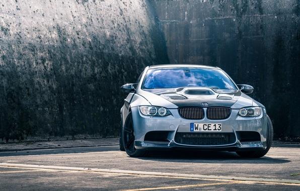 Картинка BMW, E92, Biturbo, Manhart Racing