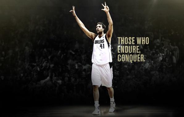 Картинка Спорт, Баскетбол, NBA, Dallas, Mavericks, Игрок, Dirk Nowitzki, Дирк Новицки