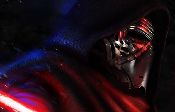 Картинка star wars, The Force Awakens, Episode VII, Kylo Ren, Star Wars: Episode VII The Force …