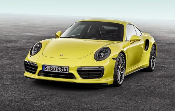 Картинка купе, 911, Porsche, порше, Coupe, Turbo S
