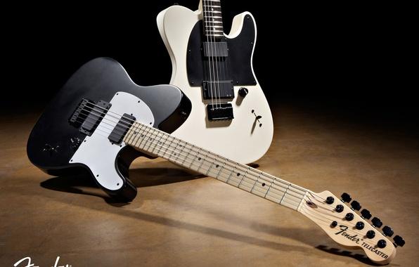 Картинка Гитара, Fender, Telecaster
