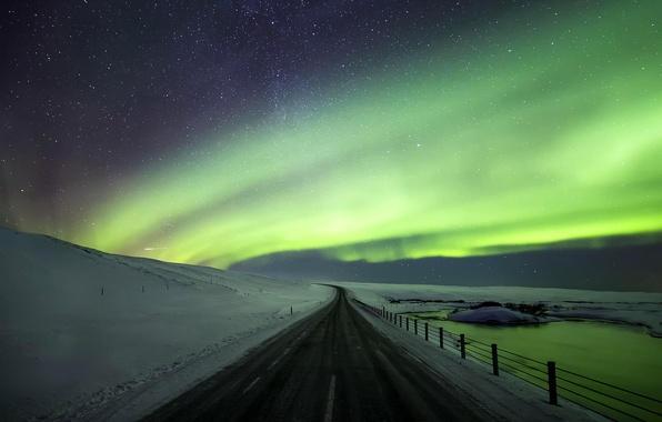 Звезда ночь зима картинки