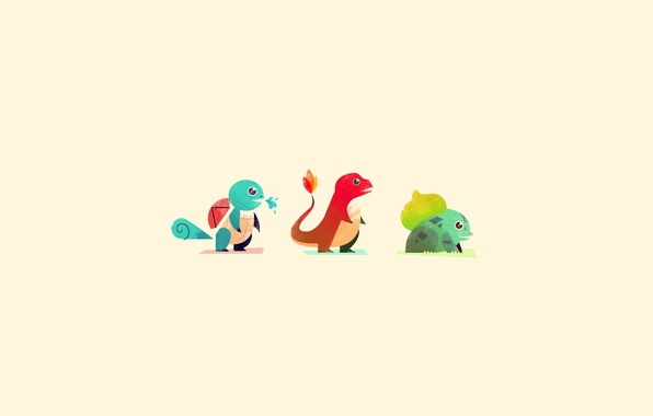 Картинка dragon, pokemon, reptiles, creatures