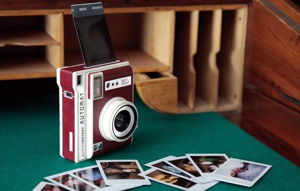 Картинка photography, photo, memories, automat, Lomography, Lomo Instant Automat, photographic machine, Lomoinstant