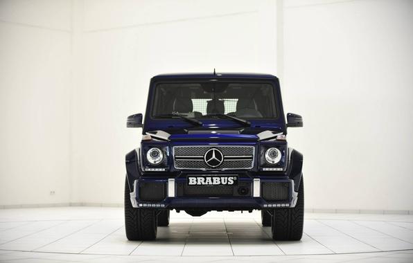 Картинка Mercedes, Brabus, Widestar, Mystic, G63 AMG
