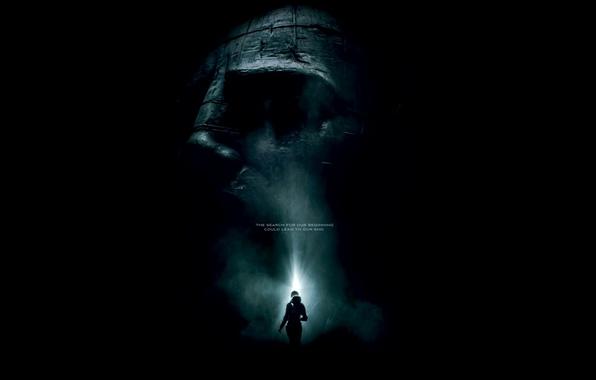 Картинка sci-fi, Прометей, prometheus, Ridley Scott