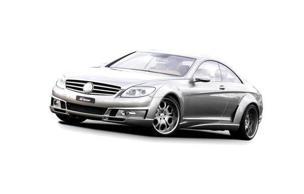 Картинка Mercedes-Benz, мерседес, 2013, FAB Design, C216, CL 600
