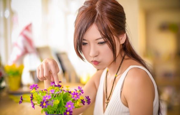 Playful japanese teens aug
