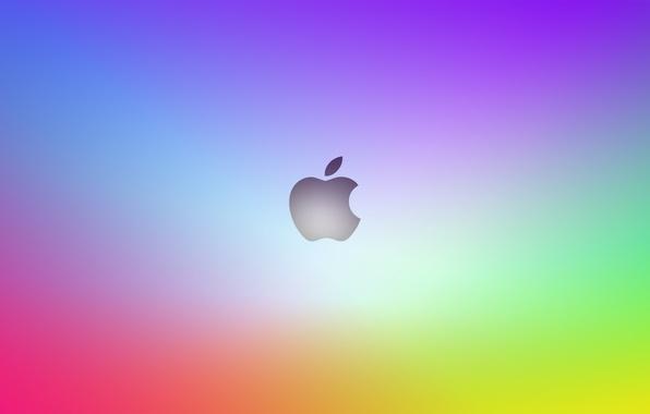 Iphone яблоко обои