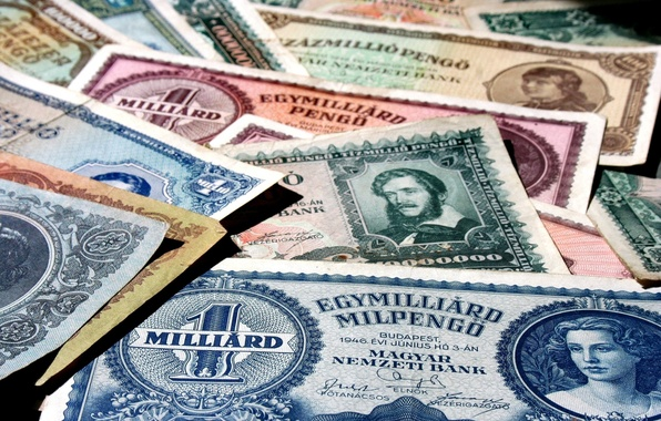 Картинка деньги, валюта, купюры, бумажные