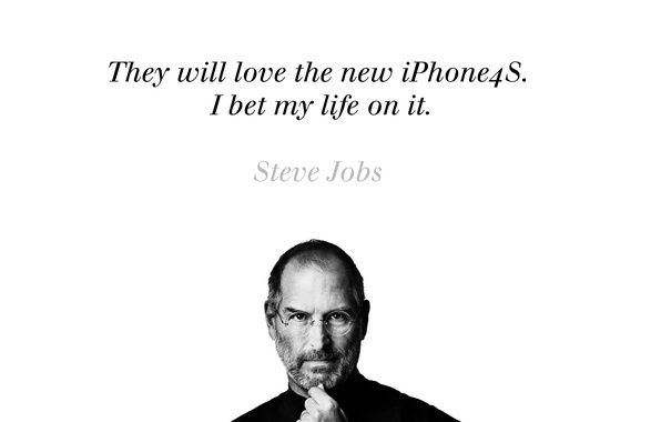 Картинка синий, буквы, фон, надпись, темный, ipod, apple, белый фон, мужчина, iphone, black, слова, цитаты, background, …