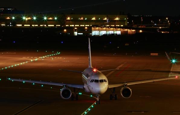 Картинка авиация, самолёт, аэродром, пассажирский