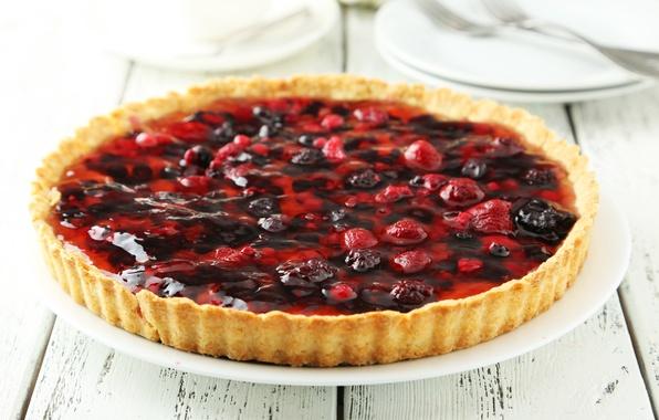 Картинка ягоды, клубника, торт, cake, десерт, выпечка, ежевика, сладкое, sweet, dessert, berries