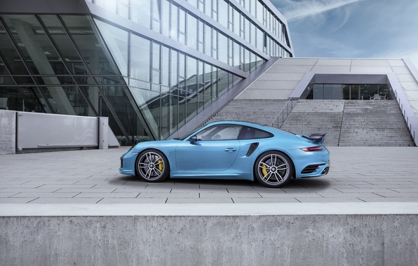 Картинка купе, 911, Porsche, порше, Coupe, Turbo, турбо, TechArt