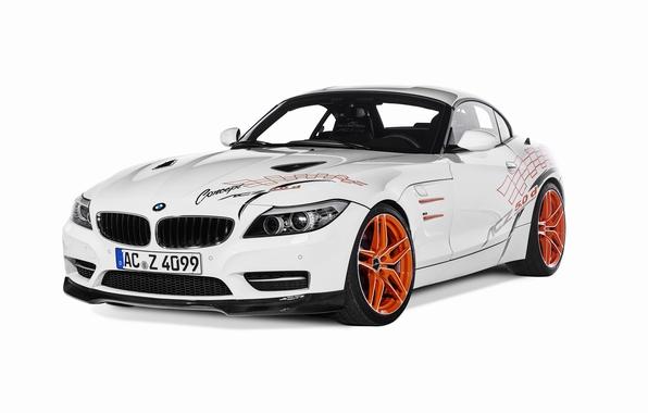 Картинка Concept, белый, тюнинг, бмв, BMW, AC Schnitzer, E89, 2015, ACS4