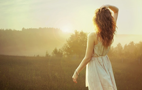 девушка фото со спины скачать