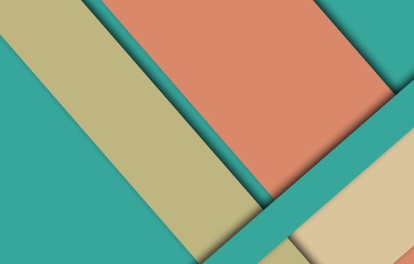 Картинка линии, абстракция, розовый, голубой, геометрия, бежевый, material