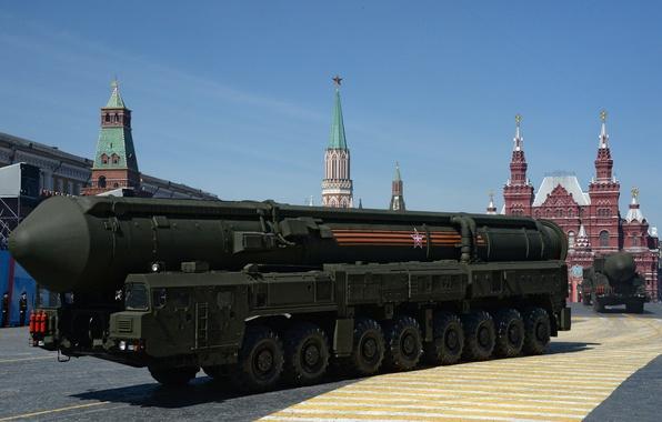 Картинка красная площадь, ракетный, комплекс, назначения, стратегического, «Тополь»