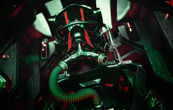 Картинка фильм, шлем, star wars, Stormtrooper, Episode VII, Звездные войны: Эпизод 7 – Пробуждение силы, Star …