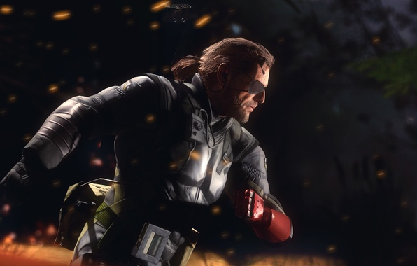 Картинка Big Boss, Metal Gear Solid V: The Phantom Pain, Venom Snake
