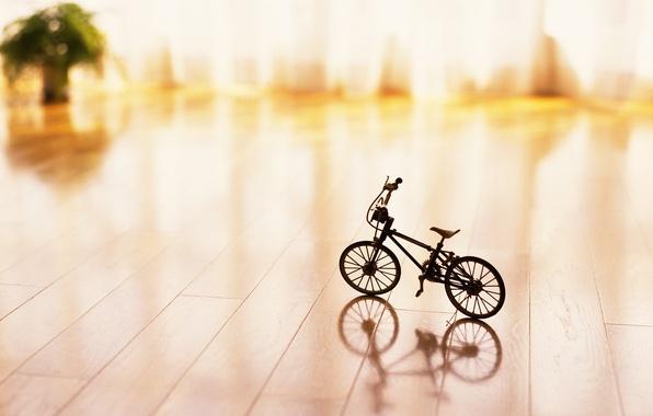 Картинка велосипед, игрушка
