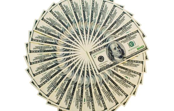 Картинка деньги, доллары, баксы