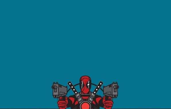 Картинки на рабочий стол антигерой дэдпул Deadpool the