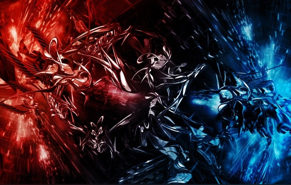 Картинка энергия, противостояние, поток