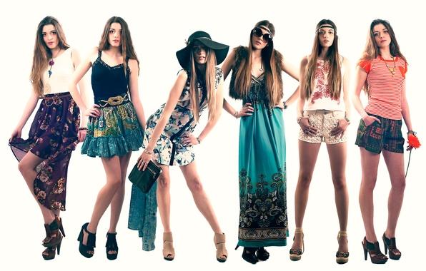 Картинка модель, мода, показ, Creative, Fashion